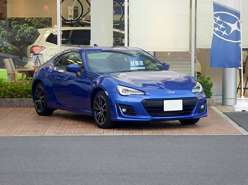 Subaru BRZ Features price specifications