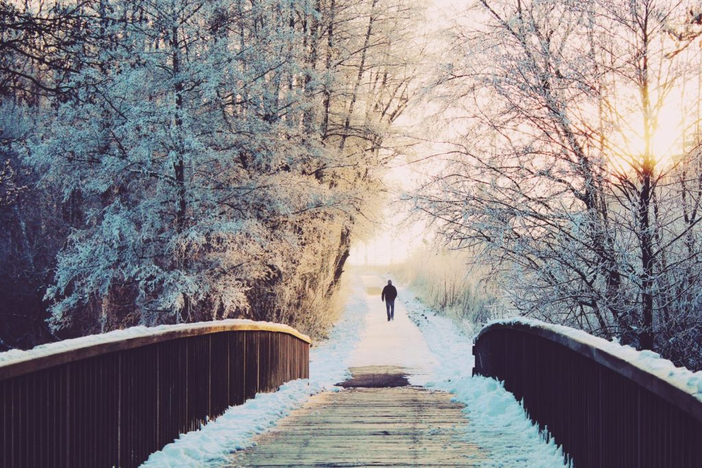 Dealing With Slips and Trips this Winter