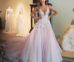 Fashion-Deep-V-Neck-Prom-Dresses